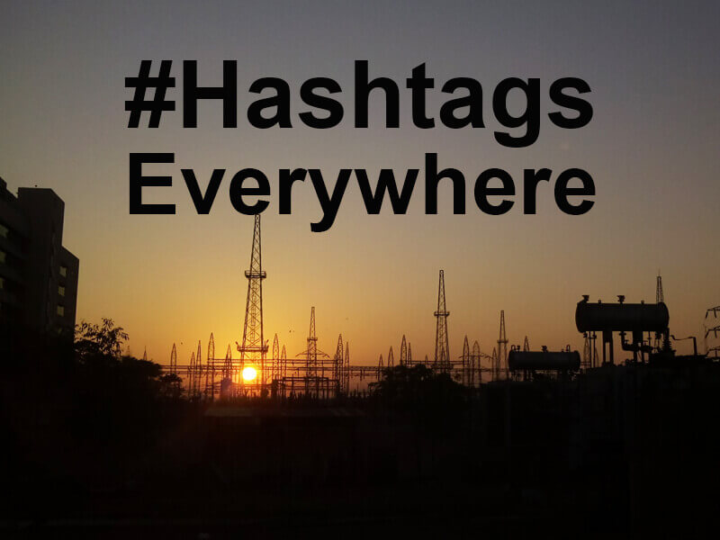 Instagram Hashtag blog cover - Subash Matheswaran